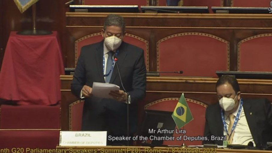 """9hoz4p8yd4xat4t7xqs9xf9qm - """"MONOPÓLIO"""": Presidente da Câmara dos Deputados, Arthur Lira, defende revisão da política de preços da Petrobras"""
