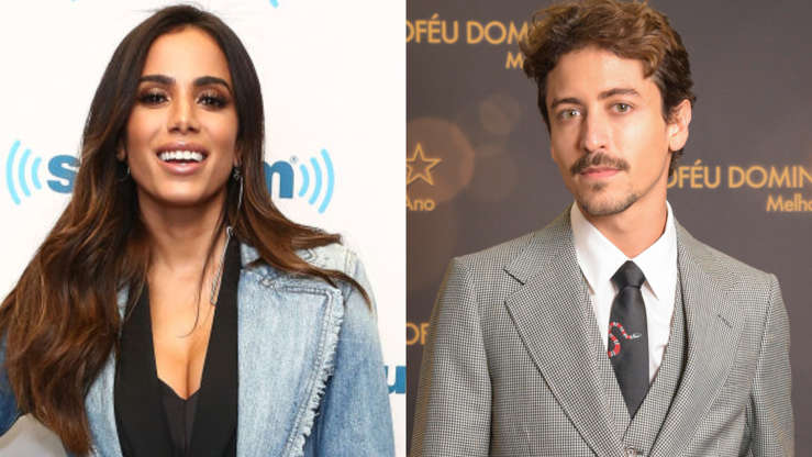 AAPezLI - Fase 'hétero' do ator Jesuíta Barbosa desperta interesse em Anitta: 'Chega mais'