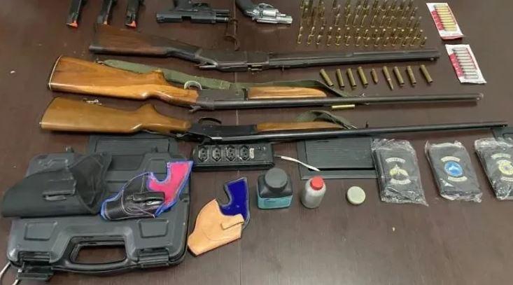 AEM - Polícia investiga venda de armas e munições para criminosos, após prisão de militar da Aeronáutica no Sertão - VEJA VÍDEO