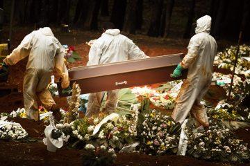 AF820200816007 1 360x240 - Covid: Brasil tem 409 mortes em 24 h; média fica abaixo de 400 pelo 15º dia