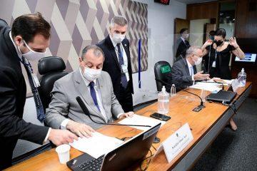 CPI da Covid Senado 360x240 - CPI adia votação do relatório final diante de divergências entre senadores do G7