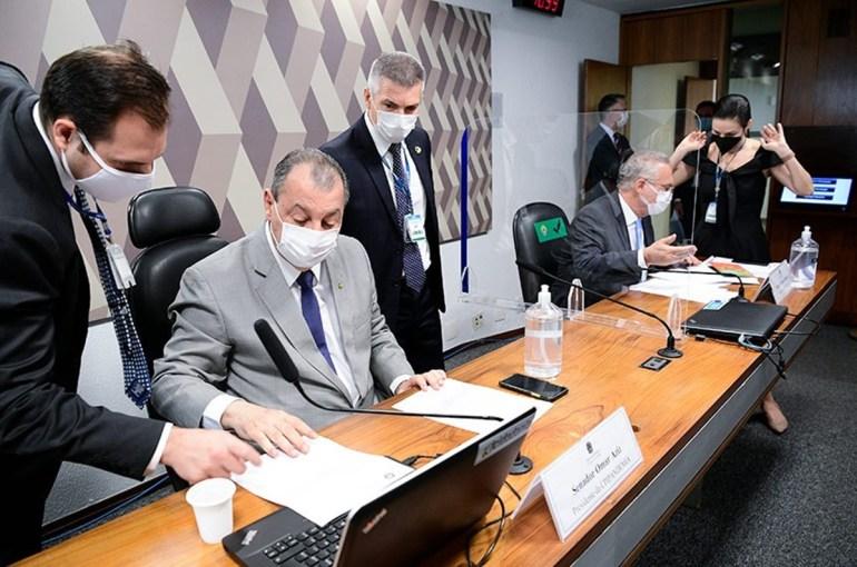 CPI da Covid Senado - CPI proporá pensão a 'órfãos da Covid' e veto a remédios ineficazes
