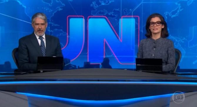 Captura de tela 2021 10 16 085615 - Bonner e Renata Vasconcellos são donos do intervalo mais caro da TV; veja preços