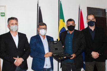 Prefeitura de Cabedelo investe em armamentos para a Guarda Metropolitana