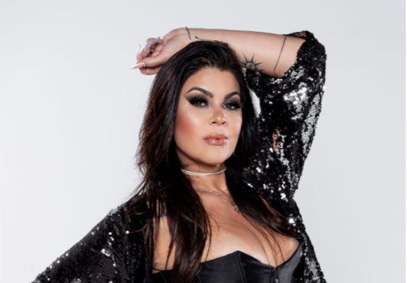 "Capturar 22 - ARTISTA PARAIBANA: Cantora Myra Maya grava single ""New Chapter"" em São Paulo"