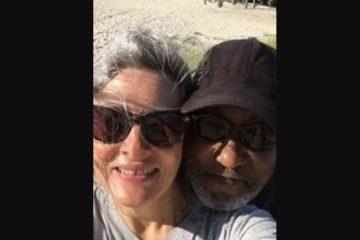 Inglesa proibida pelos pais de namorar jovem por ser negro se casa com ele 39 anos depois