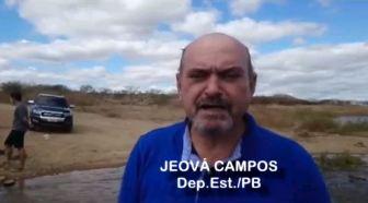 Capturar 51 - DEputado Jeová Campos presta homenagem de aniversário para Lula