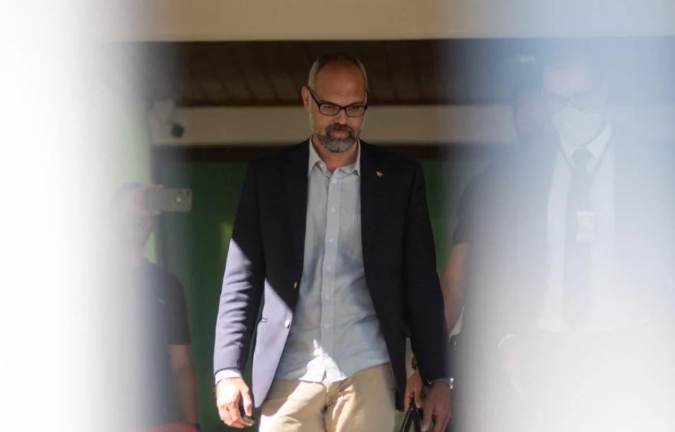 Capturar.JPGaaaaass - INTERCEPTAÇÃO DA PF: Allan dos Santos usou estagiária de Lewandowski como informante
