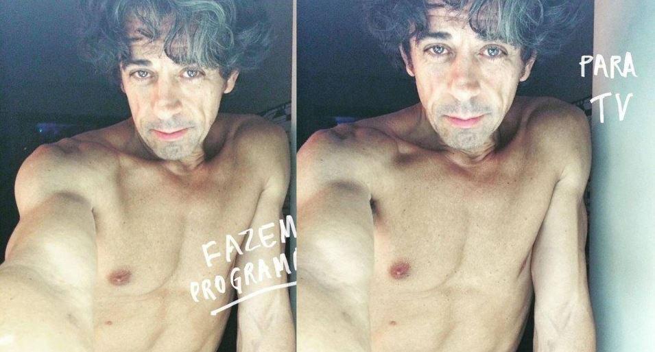 Capturar.JPGhh  - Aos 65 anos, Taumaturgo Ferreira surge sem roupas e sensualiza na web: 'Fazemos programas'