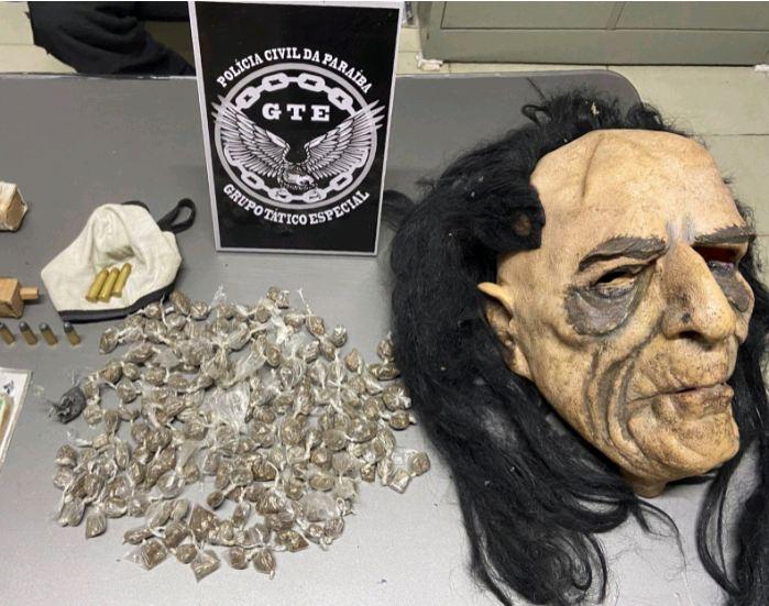 Capturark - PALUS II: Três pessoas são presas e armas e drogas são apreendidas durante operação na PB