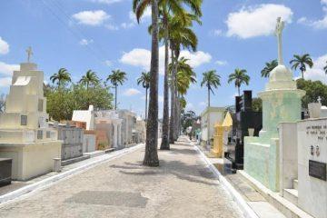 Cemiterio Monte Santo 360x240 - DIA DE FINADOS: Cemitérios de Campina Grande abrem por 4 dias para visitas