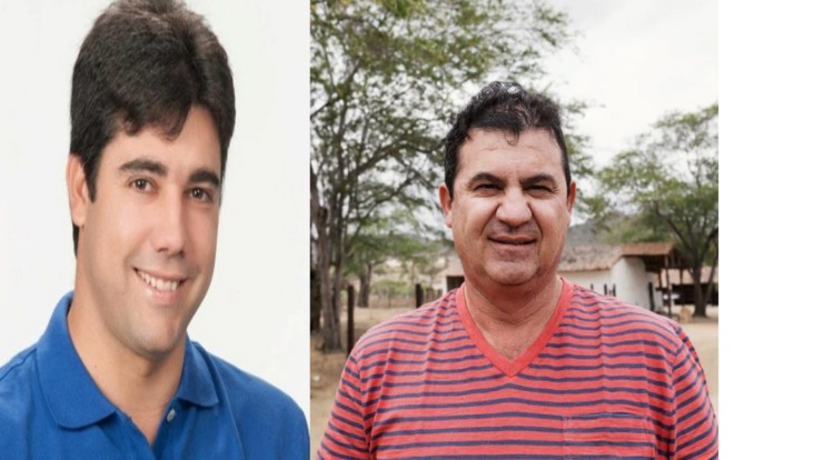 """Doda de Tiao e Joao Paulo Segundo 740x414 1 1 - Doda de Tião desiste de reeleição e declara apoio a João Paulo Segundo: """"não aceito que usem meu nome"""" - OUÇA"""
