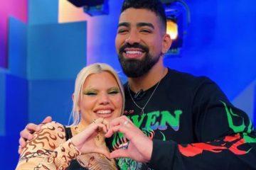 Duda Beat e Dilsinho cantam sucesso de Juliette no TVZ – VEJA VÍDEO