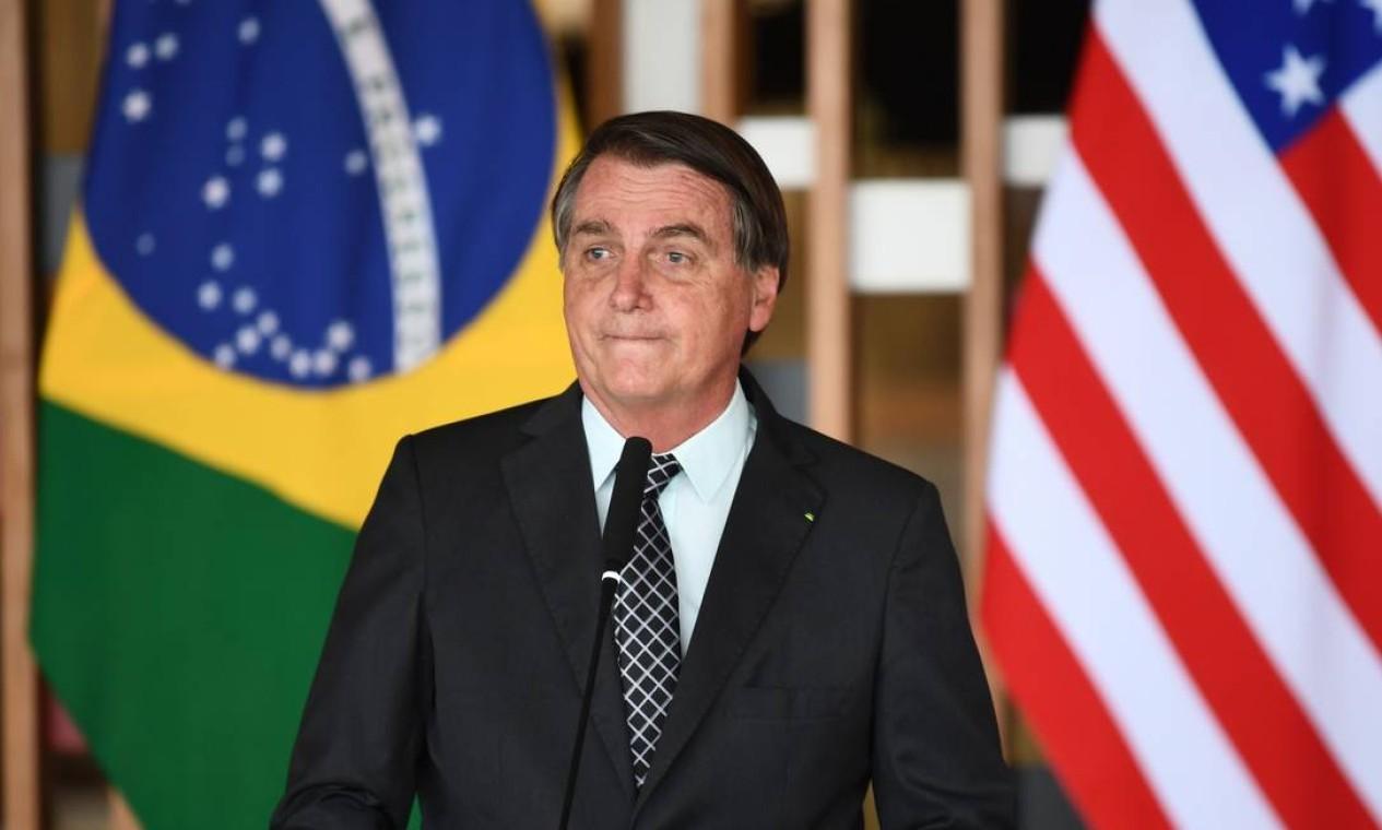 EUA - Preocupados com golpe, Congressistas dos EUA pedem que Biden retire oferta para que Brasil seja parceiro da Otan