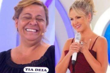 FA ELIANA 360x240 - Fã de Eliana morre uma semana após ser homenageada no programa - VEJA VÍDEO