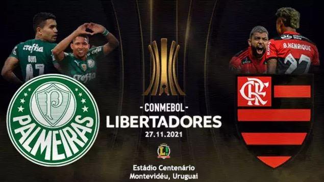 FLA 1 - Flamengo e Palmeiras correm risco de punição se torcida brigar no Uruguai