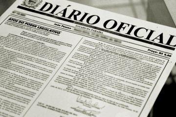 IMAGEM diario oficial PB OK 2 360x240 - Programa de Regularidade Fiscal de ICMS, que reduz juros e multa de empresas, é publicado no Diário Oficial do Estado
