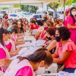 IMG 20211016 WA0046 150x150 - Mutirão de consultas em mastologia realizado pela Prefeitura recebe 800 mulheres no Hospital Santa Isabel