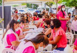 Mutirão de consultas em mastologia realizado pela Prefeitura recebe 800 mulheres no Hospital Santa Isabel