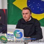 JAIR BOLSONARO HUMORISTA 150x150 - Bolsonaro abandona entrevista após pergunta de ex-aliado sobre 'rachadinha' e bate-boca entre apresentadores; VEJA VÍDEO