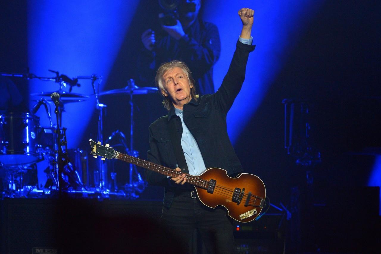 NUIUH6PUOJAD7NGUBBRNVOH2HU - EM ENTREVISTA: Para evitar roubo, Paul McCartney revela que esconde plantação de maconha