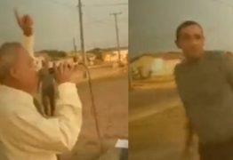 VIOLÊNCIA: Pastor da Assembleia de Deus é agredido enquanto pregava na rua – VEJA VIDEO