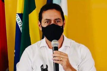 ESCÂNDALO: prefeito de Lucena é acusado de usar dinheiro da prefeitura para pagar escritório que o defende em processo de cassação na Justiça; confira