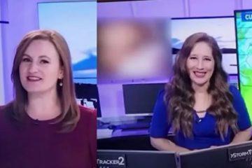 TV 360x240 - Filme adulto é exibido durante jornal e apresentadoras não percebem- VEJA VÍDEO