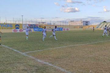 Sob forte calor, Sousa recebe ABC-RN no jogo de ida pela terceira fase da Pré-Copa do Nordeste