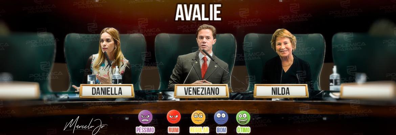 WhatsApp Image 2021 09 30 at 13.51.15 - JULGANDO O MANDATO: Como você avalia o primeiro semestre de 2021 dos senadores da Paraíba? - VOTE