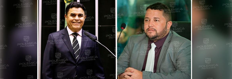WhatsApp Image 2021 10 01 at 09.06.27 - ELEIÇÕES 2022: Inaldo Andrade revela casadinha com Wilson Santiago em Bayeux