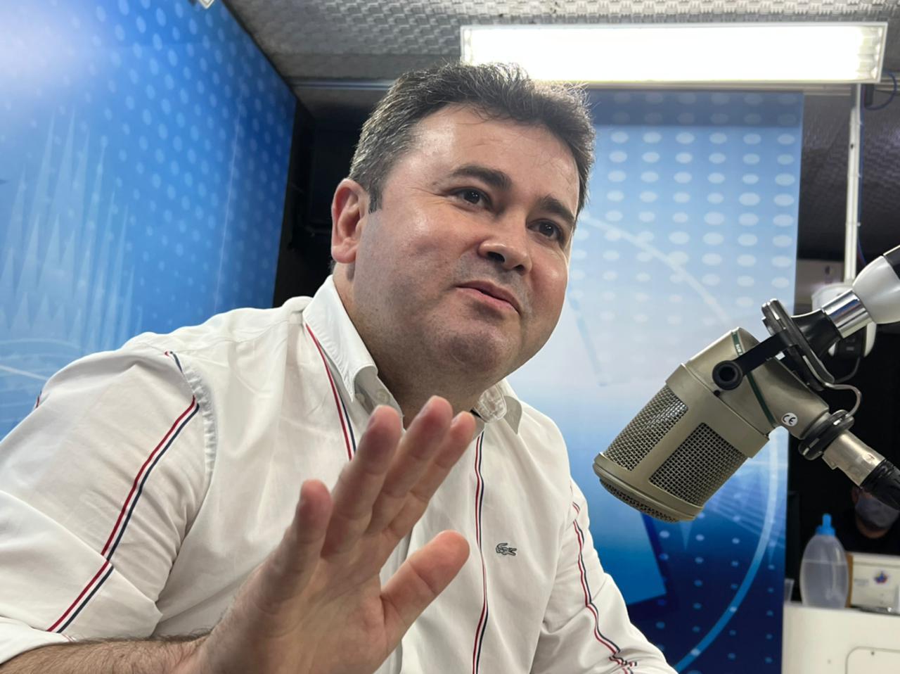 WhatsApp Image 2021 10 01 at 13.09.31 - Aledson Moura, representante da renovação parlamentar paraibana, diz que a ideia do grupo é eleger 6 ou 7 deputados estaduais