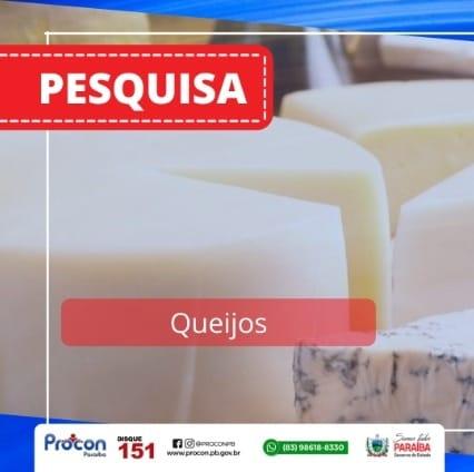 WhatsApp Image 2021 10 01 at 15.15.18 - PROCON-PB realiza pesquisa de queijos na capital e constata variação de 37,33%