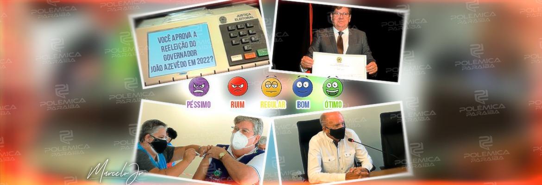 WhatsApp Image 2021 10 14 at 11.34.09 - AVALIE O GOVERNADOR: Com destaque para a condução da pandemia no estado, qual é sua opinião sobre o mandato de João Azevêdo? - VOTE AGORA