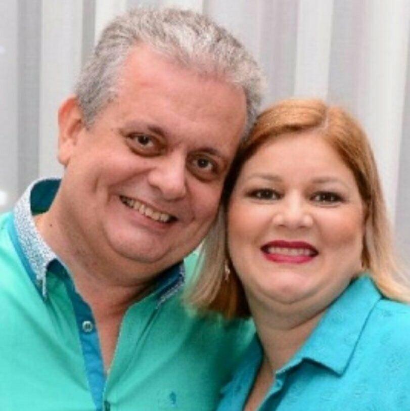 WhatsApp Image 2021 10 15 at 10.12.43 - Morre Raquel Carneiro, esposa do deputado Bosco Carneiro, vítima de câncer