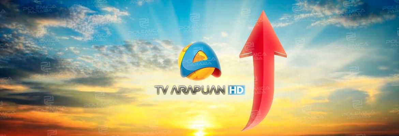 WhatsApp Image 2021 10 15 at 15.43.35 - RESULTADO DO IBOPE: TV Arapuan dobra audiência e é única emissora a crescer no horário do meio dia