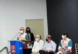 Cícero Lucena lança o projeto Natal dos Sentimentos com roda gigante de 40 metros e várias programações natalinas em João Pessoa; confira