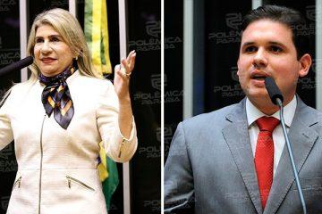 Edna Henrique desiste de reeleição na Câmara dos Deputados e anuncia apoio a Hugo Motta