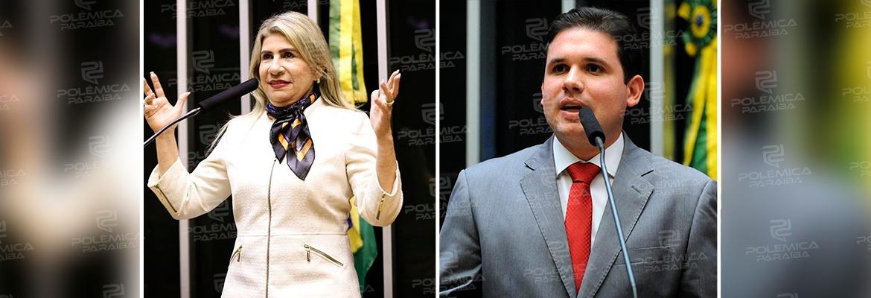 WhatsApp Image 2021 10 18 at 12.35.46 - Edna Henrique desiste de reeleição na Câmara dos Deputados e anuncia apoio a Hugo Motta
