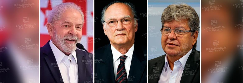 WhatsApp Image 2021 10 18 at 14.01.18 - Presidente Nacional do Cidadania diz que João Azevêdo tem carta branca para abrir palanque para Lula em 2022