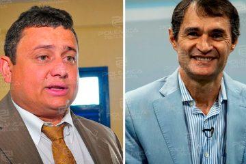 """Wallber Virgolino diz que não tem mais confiança em Romero Rodrigues e descarta apoio a ex-prefeito em 2022: """"Não existe mais afinidade"""""""