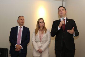 Presidente do Senado parabeniza atuação de Daniella Ribeiro em Brasília