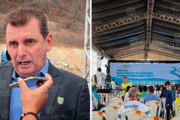 Políticos e apoiadores de Bolsonaro já se encontram em São José de Piranhas para agenda oficial do presidente – VEJA IMAGENS