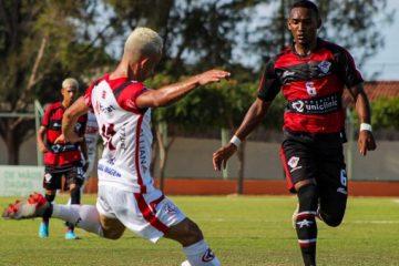 Campeonato Brasileiro: Mauro Iguatu pega pênalti, e Atlético-CE e Campinense empatam