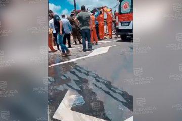 WhatsApp Image 2021 10 27 at 12.06.34 360x240 - TAPUMES ROMPERAM: Trabalhadores são soterrados em obra do Exército na BR-230 - VEJA VÍDEO