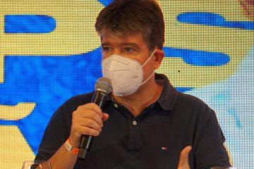 'Meu palanque jamais será o da Operação Calvário e dos desvios de recursos na saúde', diz Ruy Carneiro