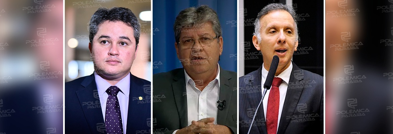WhatsApp Image 2021 10 28 at 11.40.41 - Articulação pode resultar em João Azevêdo apoiando dois candidatos ao Senado nas eleições do próximo ano - ENTENDA