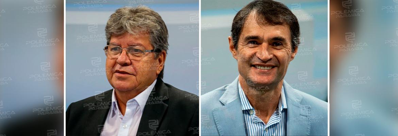 """WhatsApp Image 2021 10 28 at 12.09.45 - João Azevêdo admite que irá conversar com Romero Rodrigues para tratar de eleições: """"Vai acontecer, não tenho dúvida nenhuma"""""""