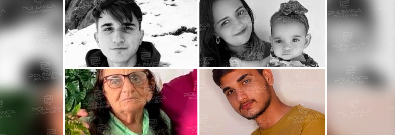 WhatsApp Image 2021 10 28 at 16.18.56 - TRAGÉDIA: morrem em grave acidente na Paraíba mãe e sobrinhos do prefeito de Belém do Brejo do Cruz