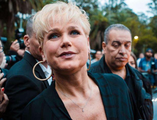 XUXA - Xuxa volta a criticar Bolsonaro nas redes sociais
